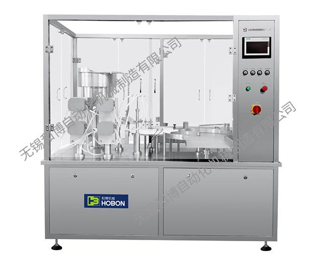 HBGJ-4 液體灌裝加塞機