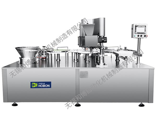 HBFZ-4 四头粉剂分装机