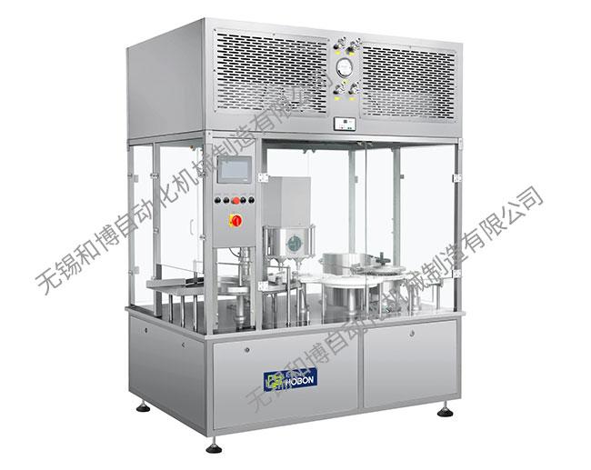 HBFZ-2 双头粉剂分装机