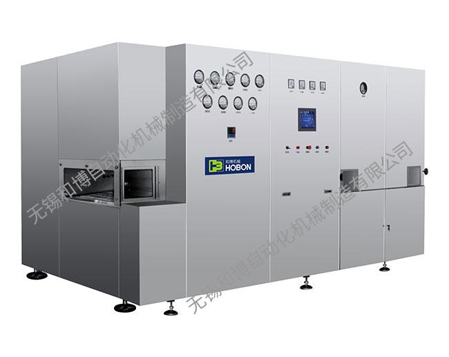 HBHX-820-4250 热风循环隧道式烘箱