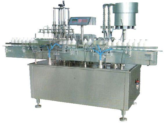 HBYG-1液体灌裝機