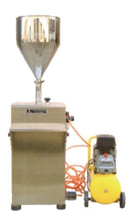 HBGZ膏液两用灌裝機