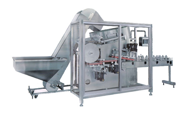HBLP-1机动理瓶机