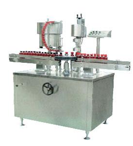 HBXG-60项目回转式旋盖机